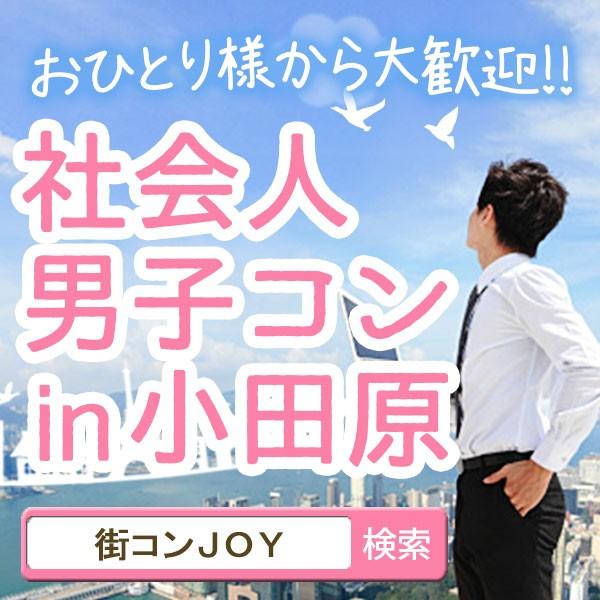 男性正社員限定「社会人男子コン小田原」