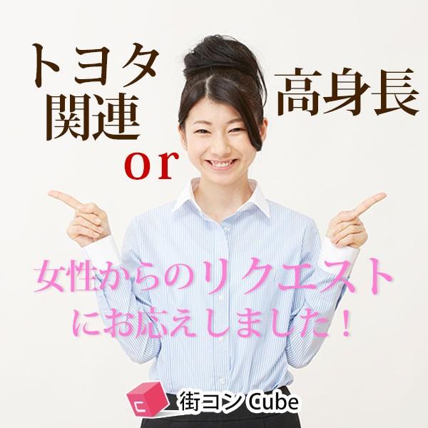 トヨタ関連or高身長in豊橋