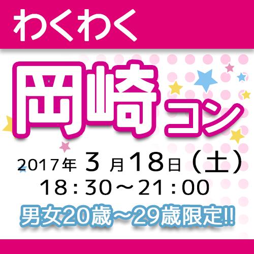 第32回 【20代限定】わくわく岡崎ナイトコン