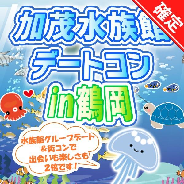 加茂水族館デートコンin鶴岡