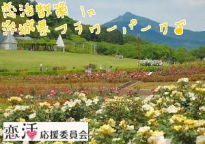 第1回 恋活散策 in 茨城県フラワーパーク