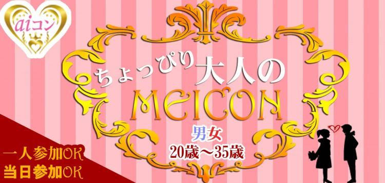 ちょっぴりおとなのMEICON@栄
