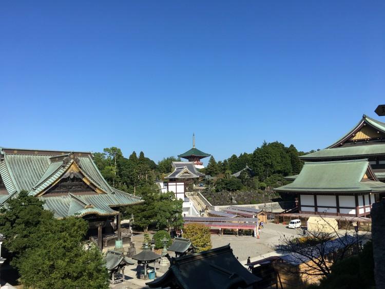 成田山表参道と新勝寺巡り