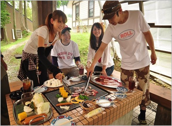 大人の同世代BBQ PARTY