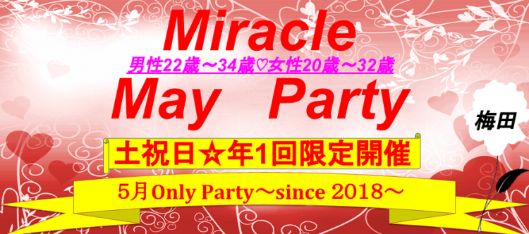 Miracle May Party