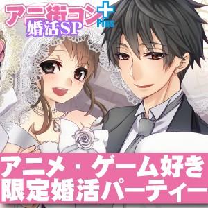 アニメ/ゲーム好き婚活パーティー