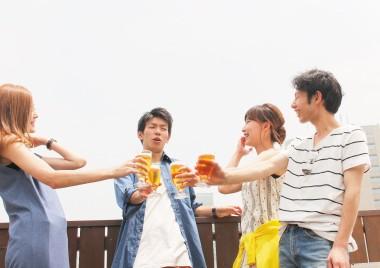 1人参加限定×同世代ビアガーデン恋活