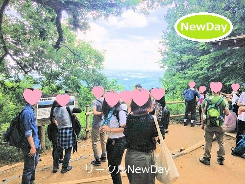 7/23 ハイキングコン・秩父宝登山