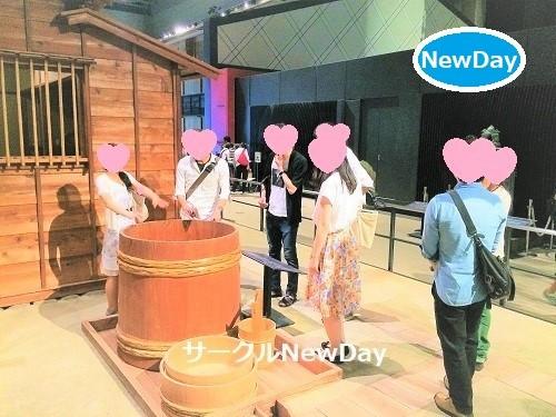 博物館コン in 江戸東京博物館