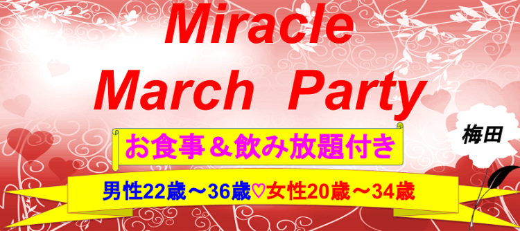 Miracle March Party