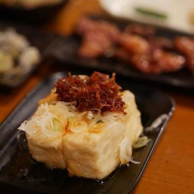 絶品揚げ豆腐