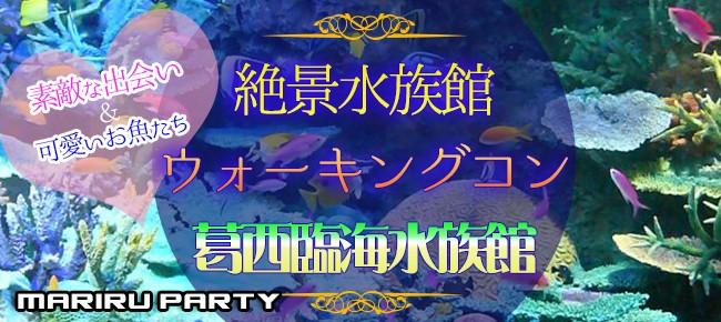 「駆け込み婚」葛西臨海水族館コン☆