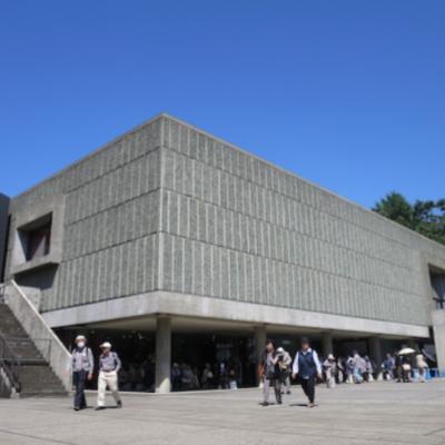 世界文化遺産に登録された美術館