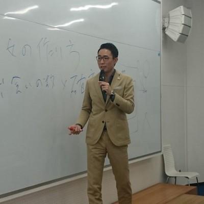 川瀬 智広 株式会社GiveGrow代表取締役社長 Bright for men~男磨き研究所~所長