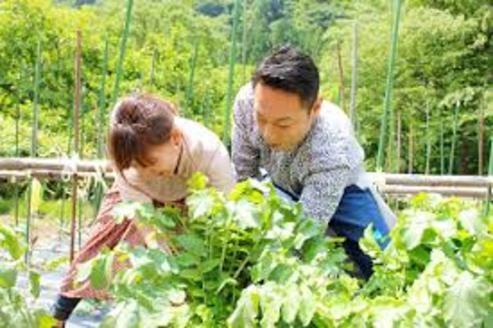 農業×自然×田舎好き同世代パーティー