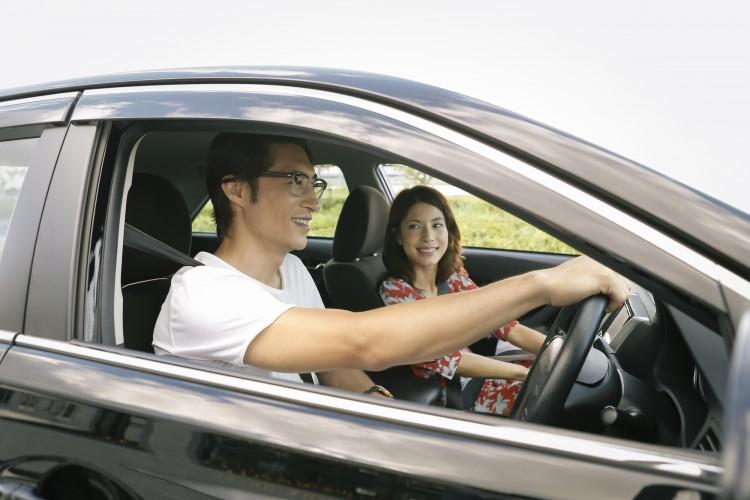 《高身長男性限定》車を運転しても態度が変わらない男性編