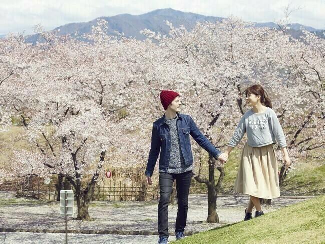 3/27 新宿御苑 桜探索ウォーキング街コン