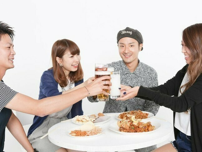 友活♡お酒・たこ焼きパーティ♡少人数&アットホーム
