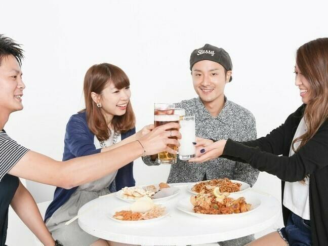 【友活】ほろ酔い♡アニメ&声優好き♡少人数&アットホーム