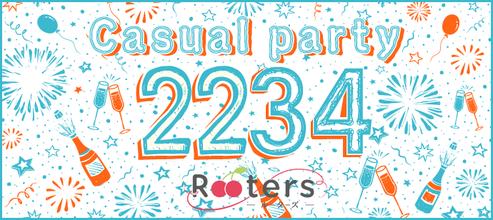 2234TENJIN Casual パーティー
