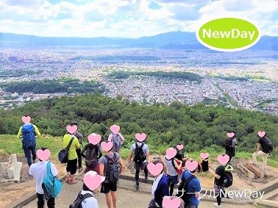 5/26ハイキングコンin大山