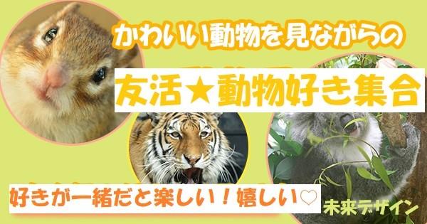 友活♡動物園散策♡少人数&アットホーム