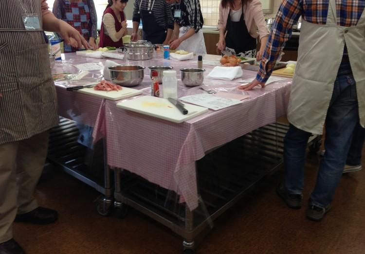 第20回 カジュアルde料理婚活♡マドレの庭small Party