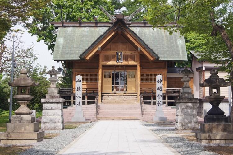 空知神社参拝コン
