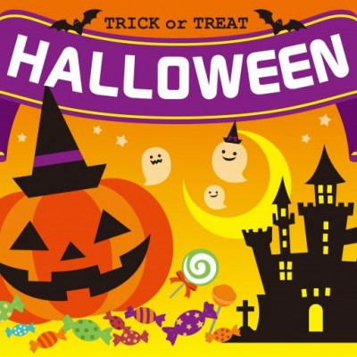10月はハロウィンなどイベントも盛りだくさん(*^^*)