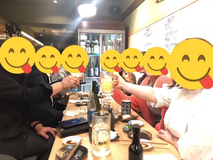 横浜はしご酒コン - 1人参加限定!女性に人気!男性急募!横浜ではしご酒しよう☆