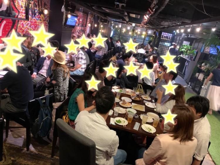 12月20日(金)心斎橋20時START!たっぷり3時間!30代メイン!50名様!MCによる席がえあり!