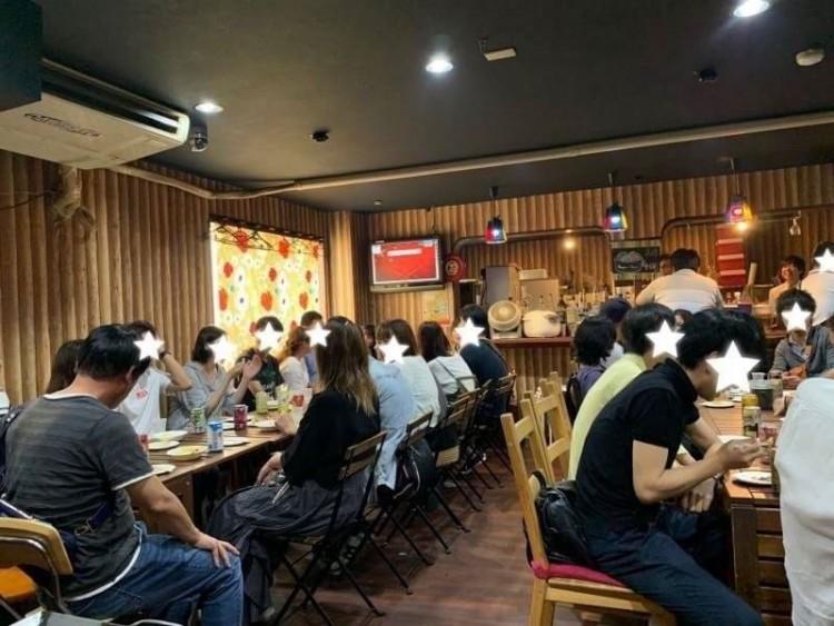 12月28日(土)19時〜梅田 たっぷり2時間30分!大人気の室内BBQ街コン!完全着席、MCによる席がえあり!30代メイン!50名様!