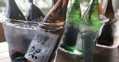 【独身限定】ワイングラスでおいしい日本酒会