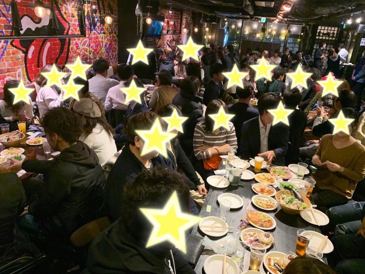 12月27日(金)心斎橋20時START!たっぷり3時間!30代メイン!50名様!MCによる席がえあり!