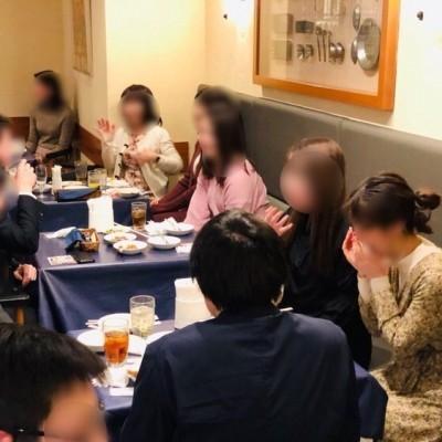 お食事が美味しいと好評のイタリアンレストラン、MANO MAGIOにて開催!