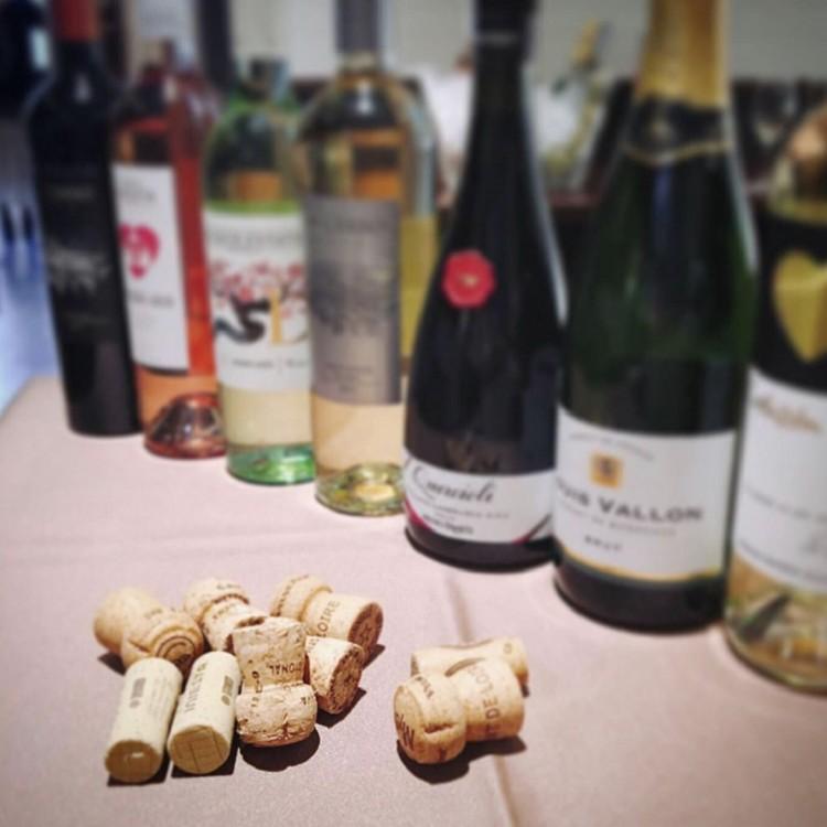 リバーサイドで楽しむ大阪独身ワイン会