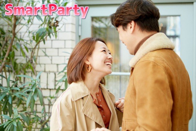 婚活イベントのスマートパーティー