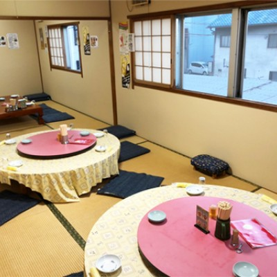 中華料理 満月様では、お部屋も広く、換気の徹底や、ソーシャルディスタンスの確保、消毒の徹底などされていますので、女性の方もご安心してご参加くださいませ♪お待ちしております(^^)
