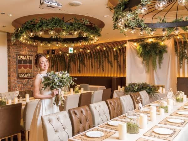 25名様ご予約済!HEPナビオ6階【結婚式の二次会で有名な】豪華イタリアンレストラン貸切!【九星気学鑑定士】による相性診断・開運アドバイスあり!交流しやすい街コン♪席がえあり!