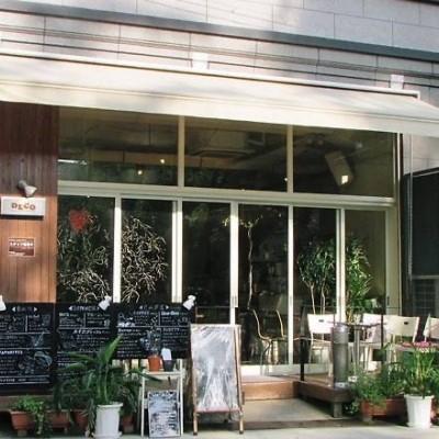 当日会場店舗 DECO様 インスタ映え確実のオシャレなリゾートカフェです。