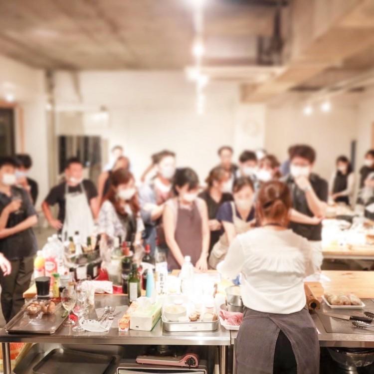 【ワイン片手に料理教室】名古屋婚活料理教室