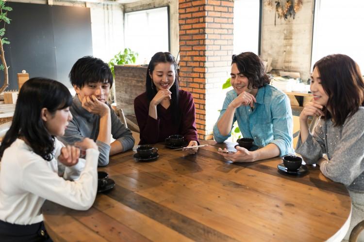 価値観が合うパートナーや友人を見つけられるオンラインカフェ会 32歳〜45歳