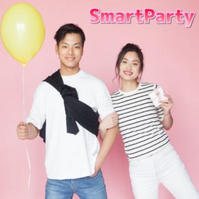スマートパーティーでは話題のオンライン恋活イベント、zoomパーティーを続々開催! 「一人でも多くの方に幸せを届けたい♪」という想いがモットーです! ぜひオンラインパーティーへお越しくださいませ♪