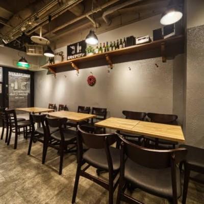 当日会場店舗 本町イタリアン俱楽部【駅直結】様 インスタ映え確実のオシャレな豪華レストランです。