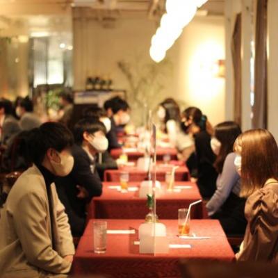 ※お写真は当社婚活パーティーの様子になりますが、当パーティー会場とは異なります。